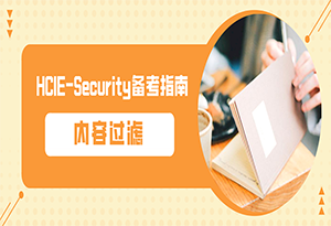 HCIE-Security备考指南