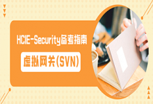 虚拟网关(SVN)——HCIE-Security_备考指南-59学习网