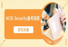 双机热备——HCIE-Security_备考指南-59学习网