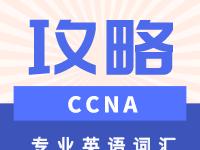 CCNA专业英文词汇大全!-59学习网