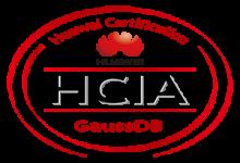 HCIA-GaussDB V1.5 考试大纲-59学习网