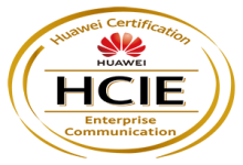 HCIE-Enterprise Communication V1.0考试认证介绍-59学习网